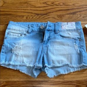 Forever jean shorts